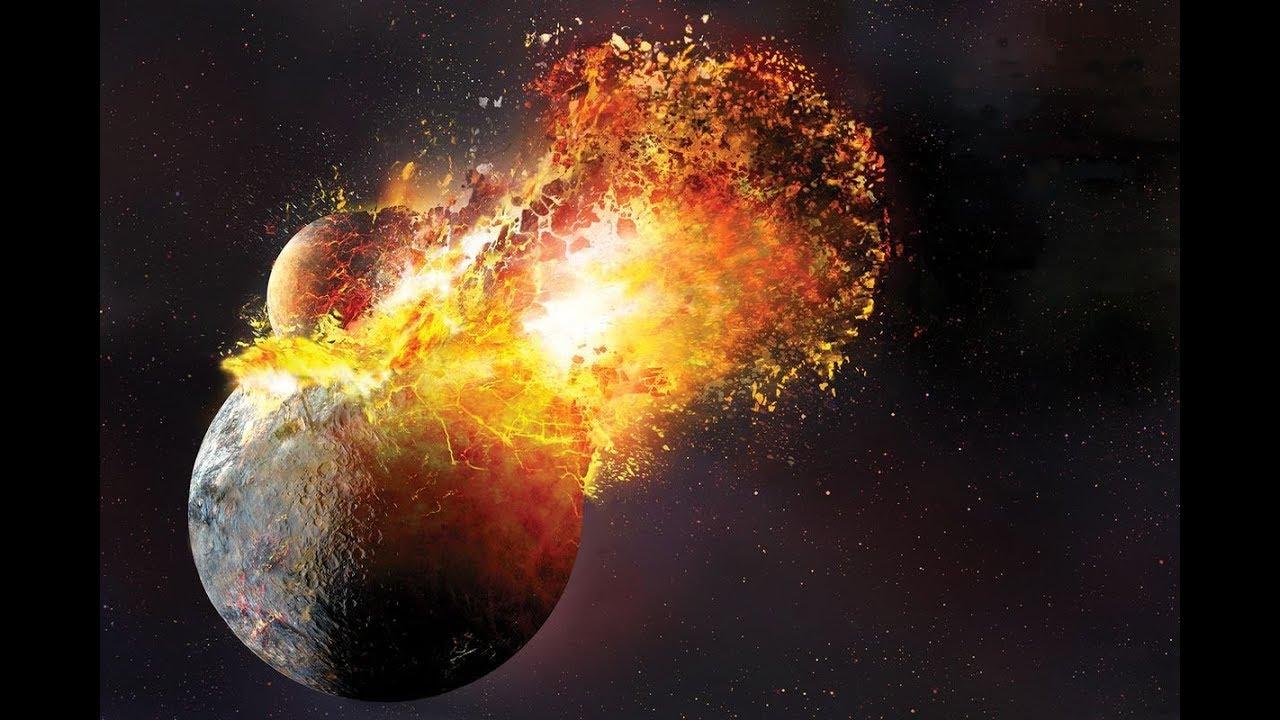 Τι θα συμβεί αν η Γη συγκρουστεί με άλλο πλανήτη; (vid)