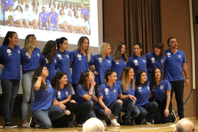 Εθνικός: Η ομάδα πόλο γυναικών επιστρέφει στην Ευρώπη