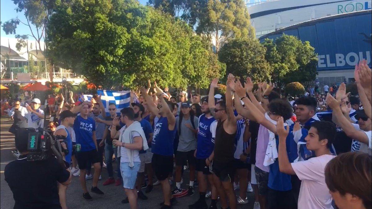 Τσιτσιπάς: Τα κατάφεραν… Έλληνες οπαδοί έβριζαν τον Ναδάλ (vid)