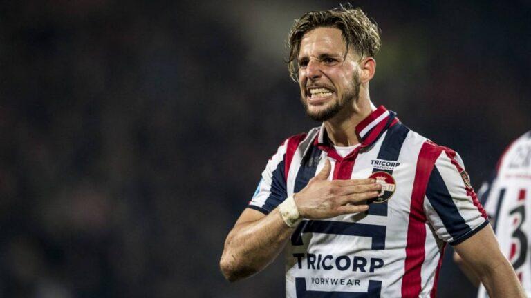 Ντιναμό Κιέβου: Ενίσχυση με τον δεύτερο σκόρερ της Eredivisie