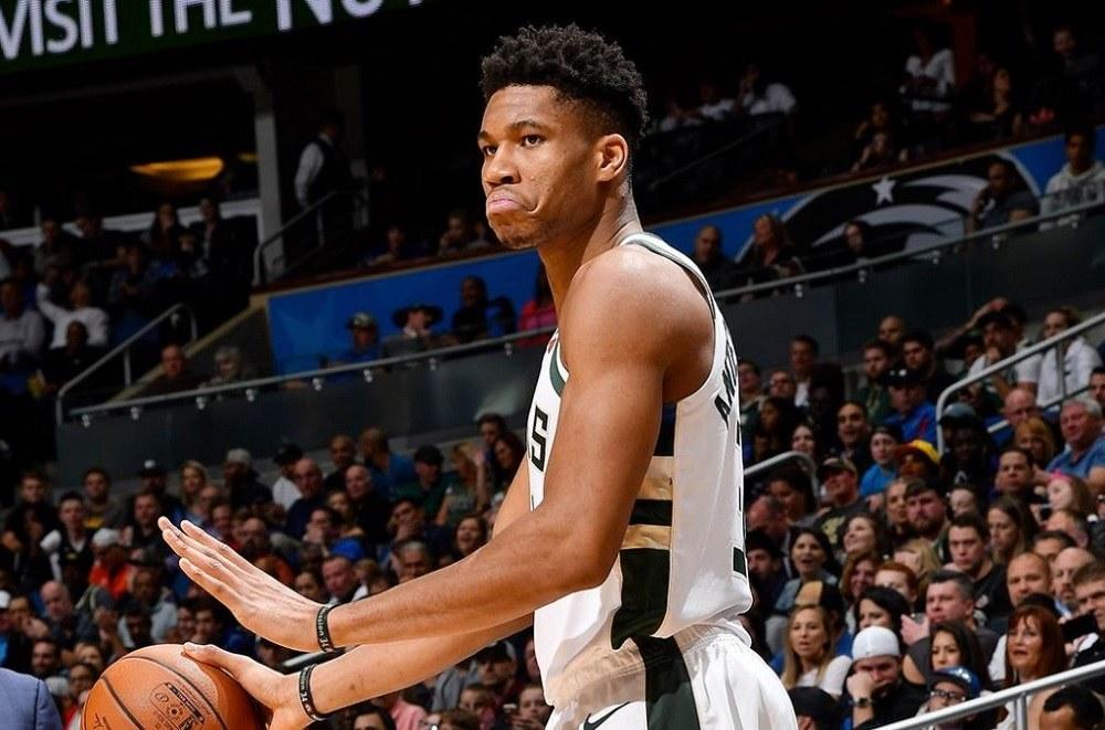 NBA: Ευρωπαϊκό… Top10 με Γιάννη (vid)