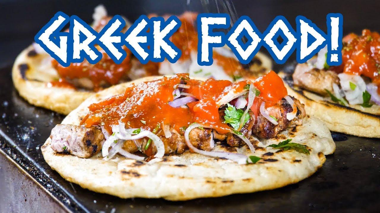 Όταν οι Ιρλανδοί δοκιμάζουν ελληνικό φαγητό (vid)