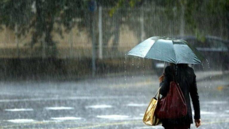 Καιρός Σάββατο 20/4: Νεφώσεις και τοπικές βροχές