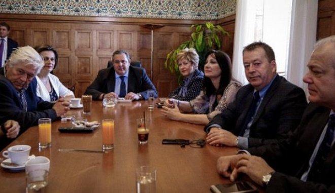 """Αναβλήθηκε η συνεδρίαση της ΚΟ των ΑΝΕΛ – Οι ηχηρές απουσίες και τα """"στρατόπεδα"""""""