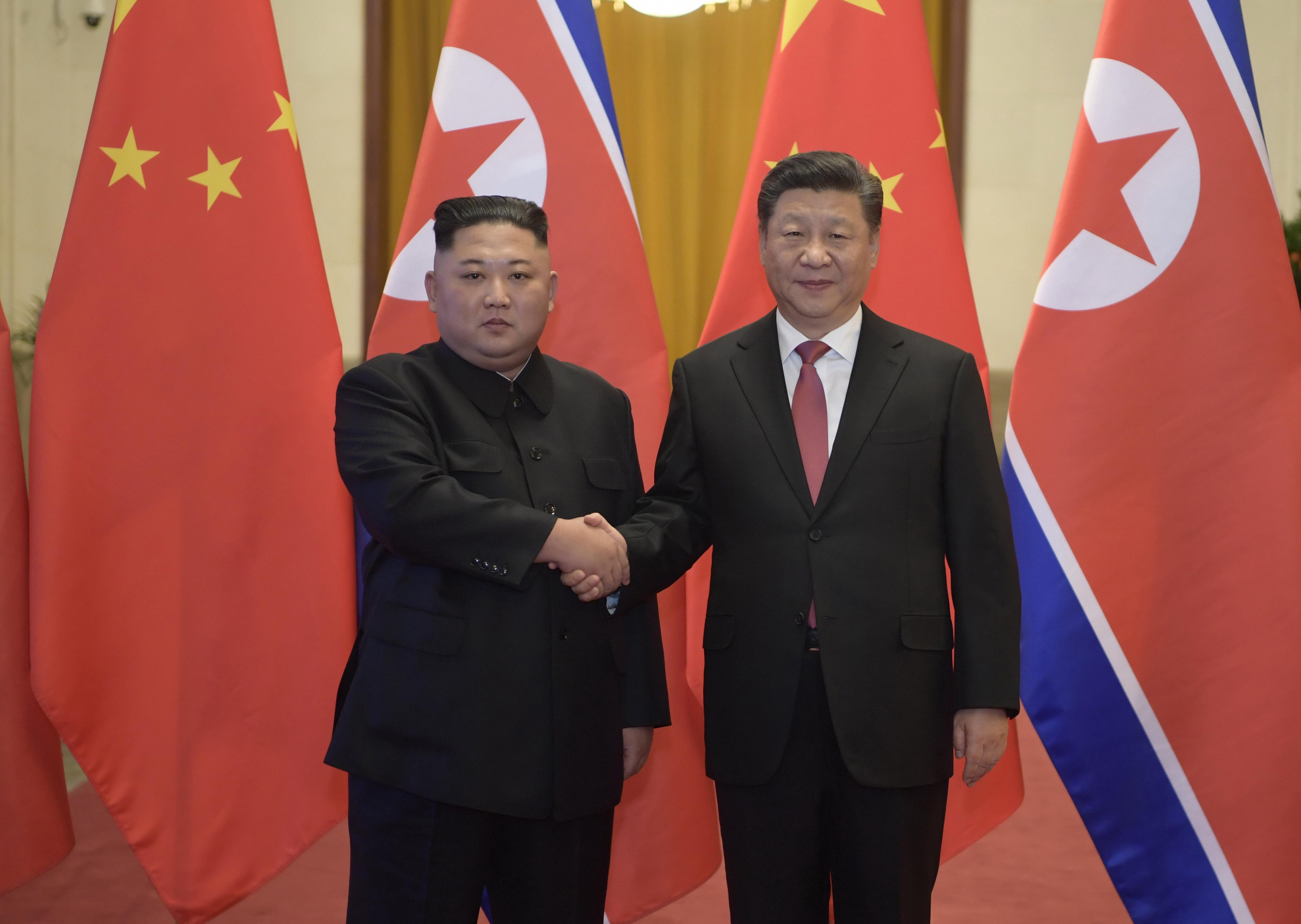 Στο Πεκίνο ο Κιμ Γιονγκ Ουν: Η δεύτερη συνάντηση με τον Τραμπ θα φέρει αποτελέσματα