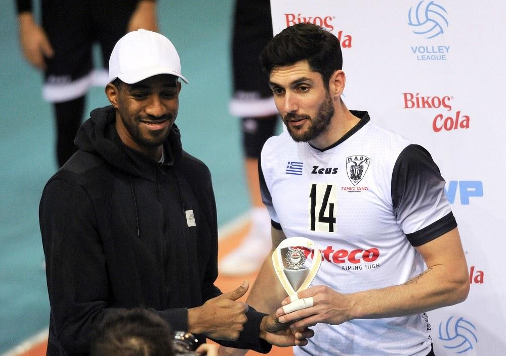 Volley League: Με οδηγό τον Κλαπβάικ ο ΠΑΟΚ
