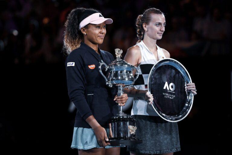 Australian open: Η Κβίτοβα συγκίνησε με την ομιλία της (vids)