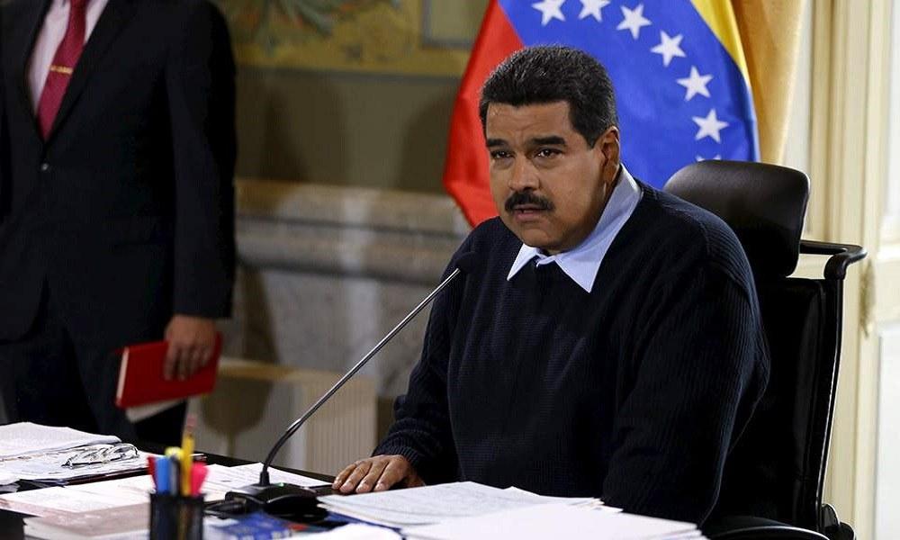 Μαδούρο: Δεν έχει εκδοθεί ένταλμα σύλληψης του Γκουαϊδό