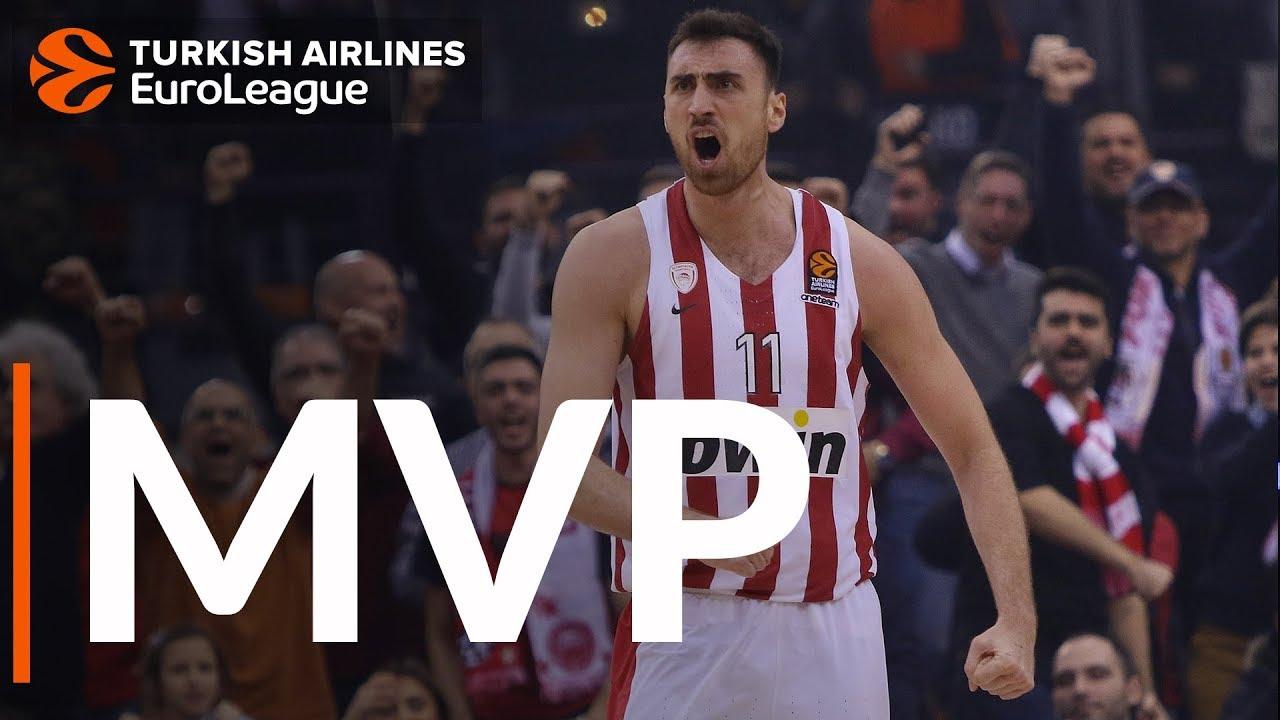 To show του Μιλουτίνοφ, MVP της 16ης αγωνιστικής (video) - Sportime.GR