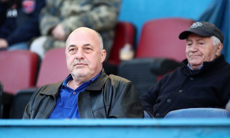 Μπέος: «Ελπίζω στην UEFA να έχουν καλό ταμείο»