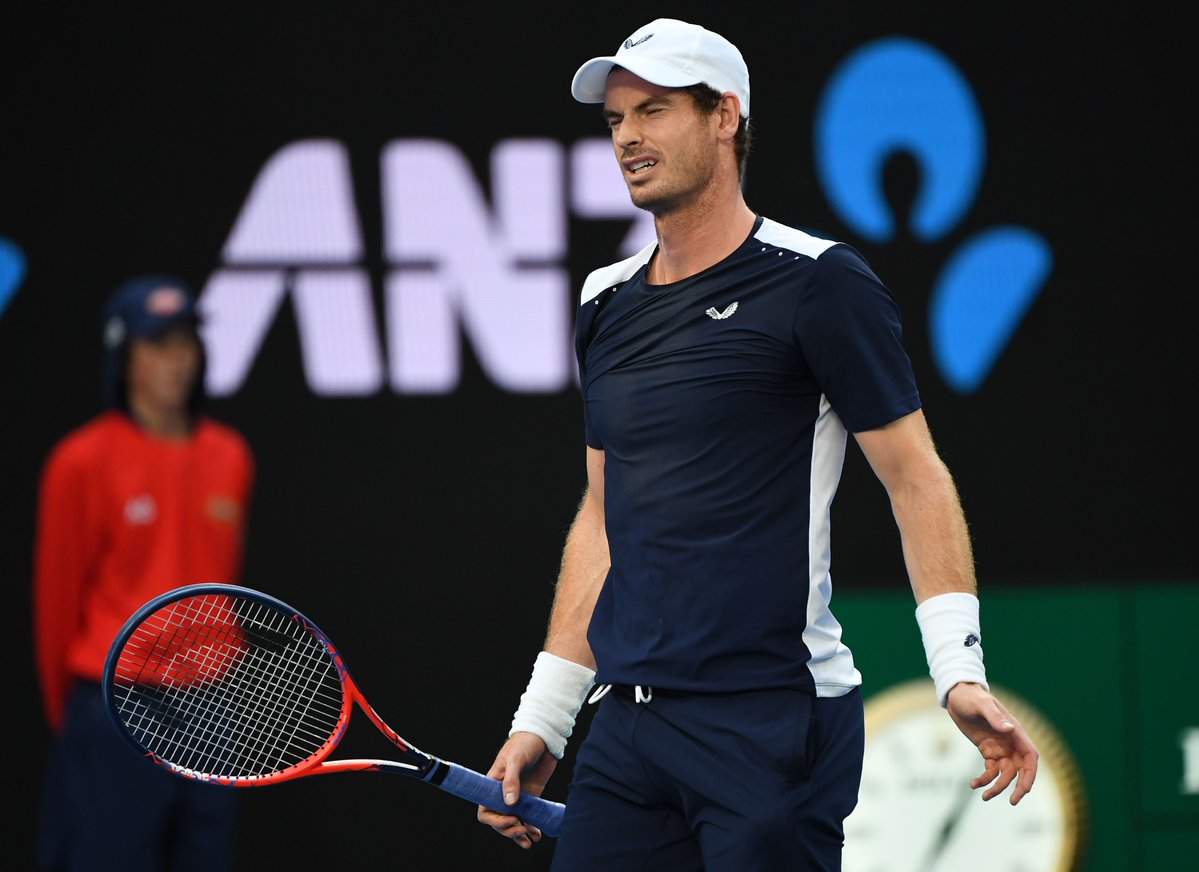 Australian Open: Αντίο με δάκρυα για Μάρεϊ (vid)