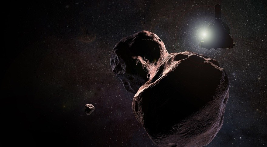 H NASA έφτασε στην πιο μακρινή περιοχή του ηλιακού συστήματος