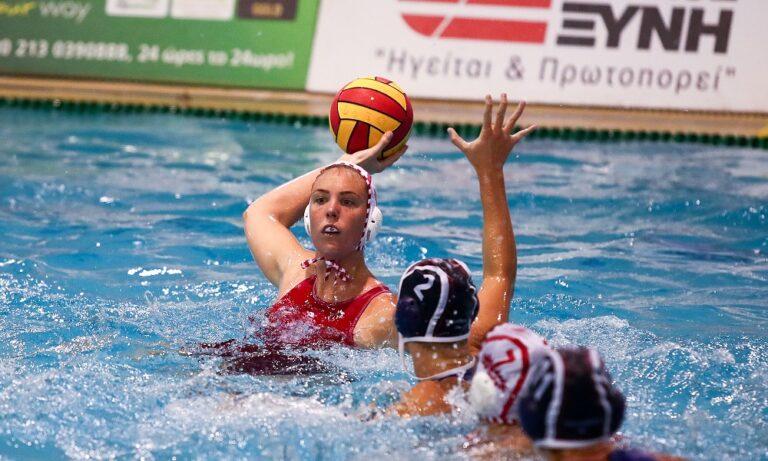 Euroleague πόλο: Περνάει ο Ολυμπιακός, δύσκολα για Βουλιαγμένη