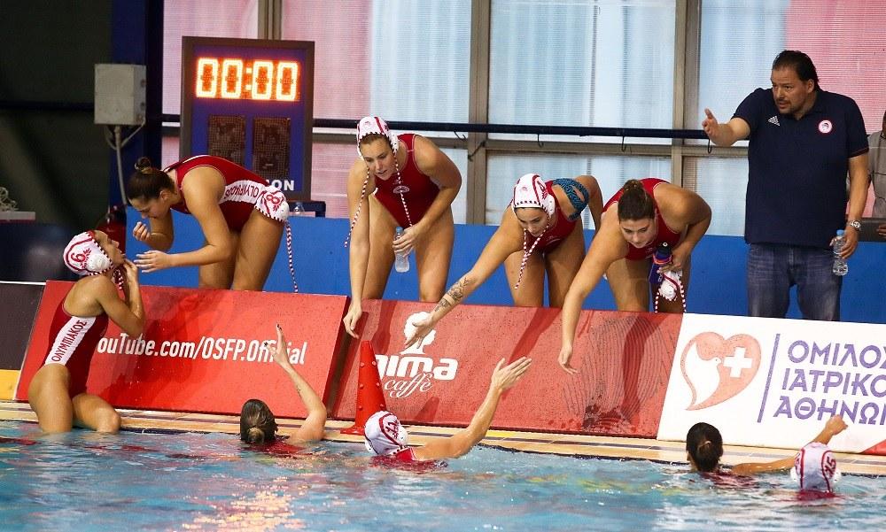 Euroleague πόλο: Η πρωτιά ανήκει στον Ολυμπιακό!