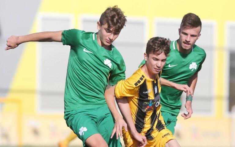 Παναθηναϊκός K16: Φιλική ήττα από την Εθνική Παίδων