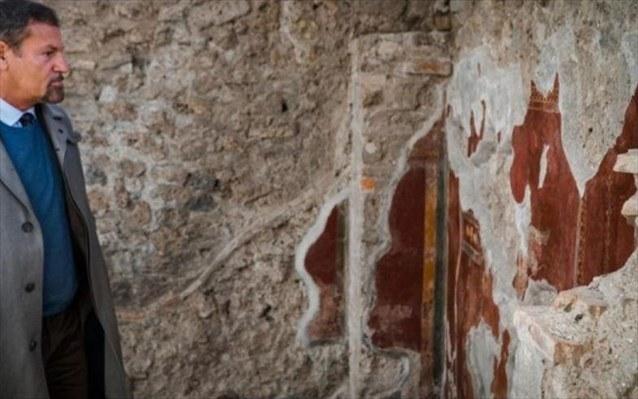 Πομπηία: Το κτήριο των μονομάχων άνοιξε ξανά