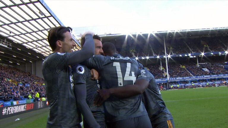 Έβερτον – Λέστερ 0-1: «Ποδαρικό» με Βάρντι