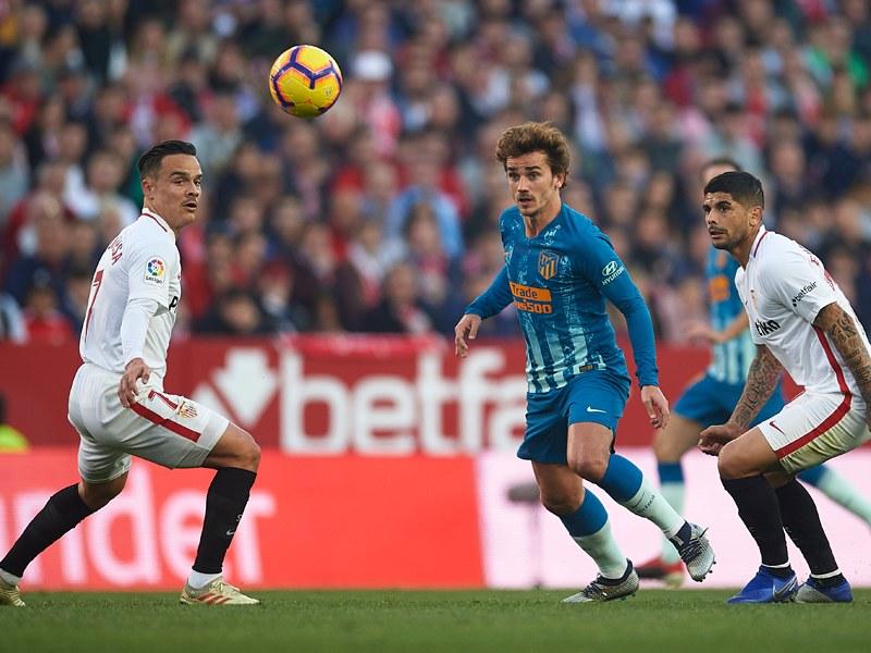 Η Ατλέτικο Μαδρίτης έφυγε με βαθμό από τη Σεβίλλη (vid)  8a900653ebe