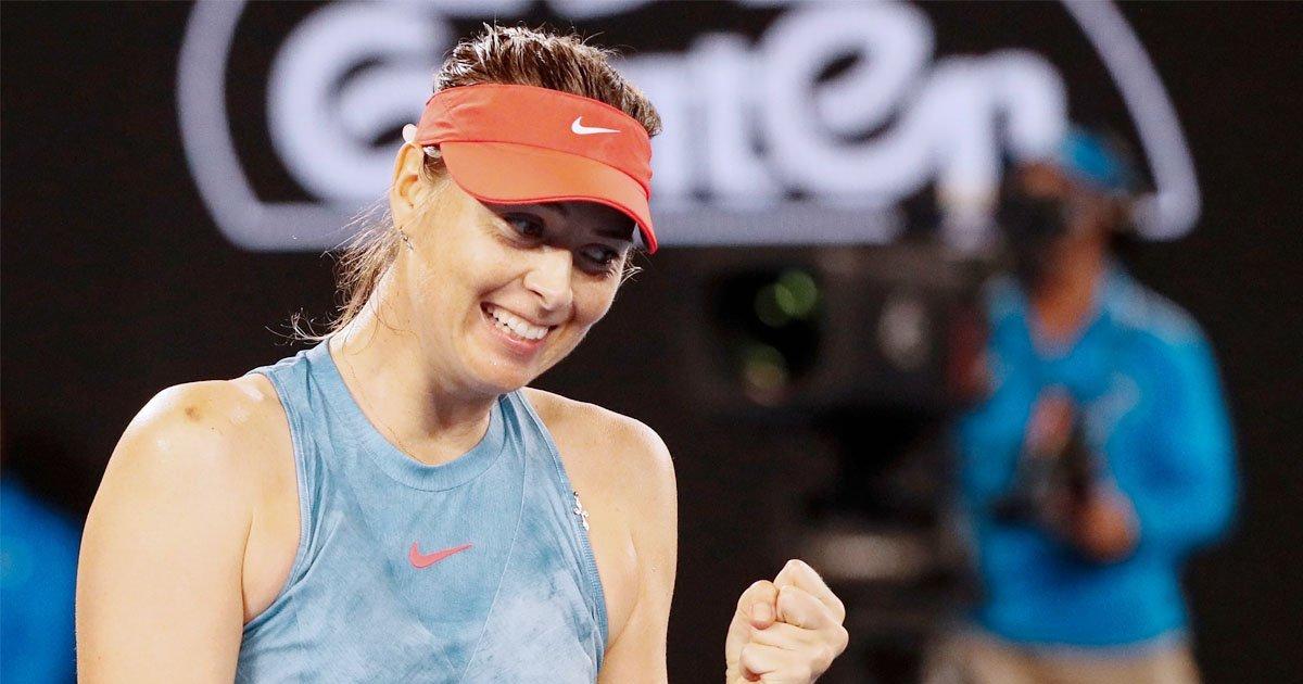 Australian Open: Η Σαράποβα «εκθρόνισε» την Βοζνιάκι