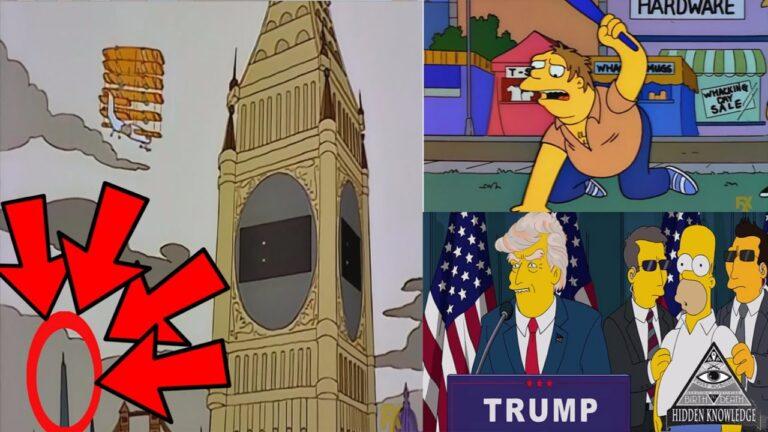 Πέντε φορές που οι Simpsons προέβλεψαν το μέλλον (vid)