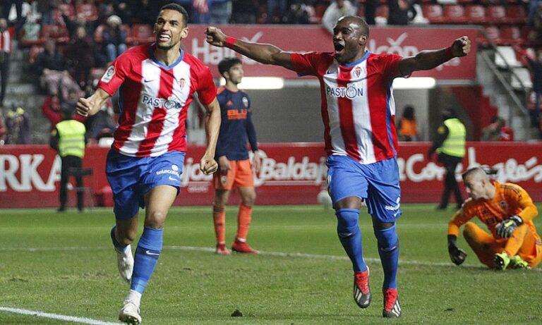 Copa del Rey: Ήττα στο… α' ημίχρονο η Βαλένθια (vid)