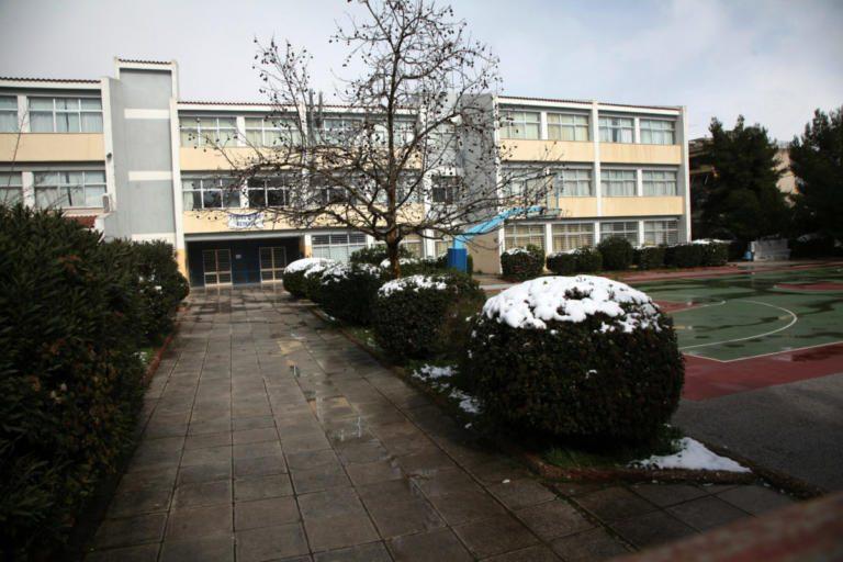 Κλειστά λόγω του χιονιά τα σχολεία στην Αθήνα