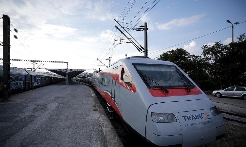 Τρένα: Σε λειτουργεία η γραμμή Αθήνα – Θεσσαλονίκη