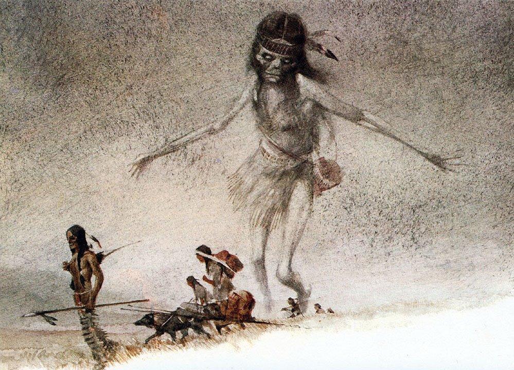 Αστικοί μύθοι ή όχι: Τα τέρατα που εμφανίζονται μόνο το χειμώνα (vid)
