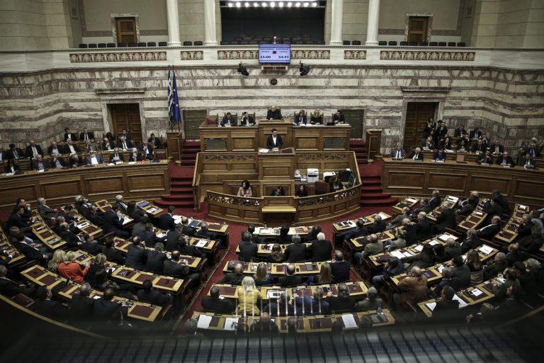 Βουλή: Κορυφώνεται η «μάχη» για τη συμφωνία των Πρεσπών