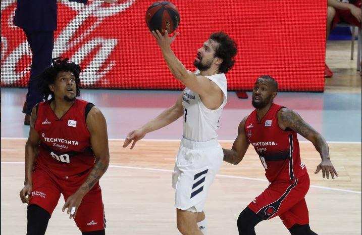 ACB: Με buzzer-beater του Ράντολφ η Ρεάλ Μαδρίτης