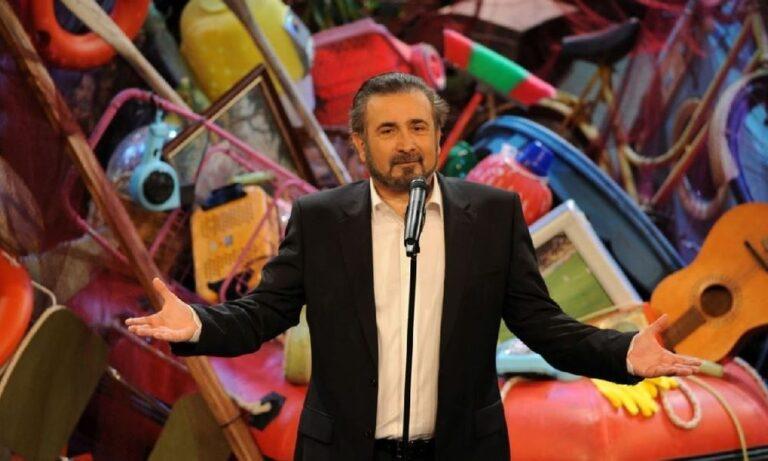 Λάκης Λαζόπουλος: Έτσι εξηγείται το τρέιλερ της νέας εκπομπής του (vid)