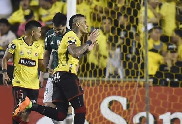 Χοσέ:Γκολ στο Εκουαδόρ