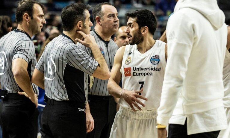 Ρεάλ Μαδρίτης: Η ACB κράτησε τα δελτία των Ρέγες, Καμπάτσο