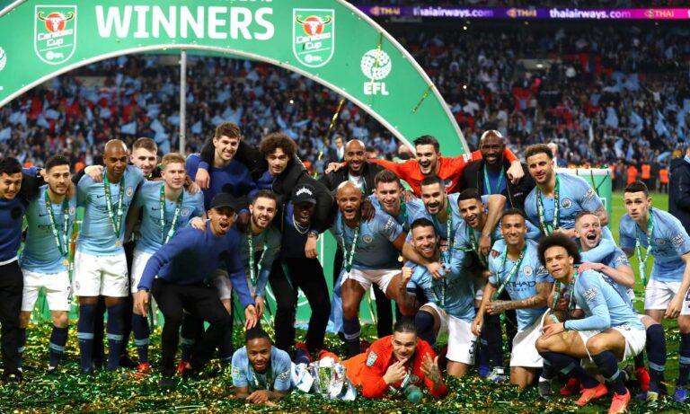Πήρε το League Cup η Μάντσεστερ Σίτι!