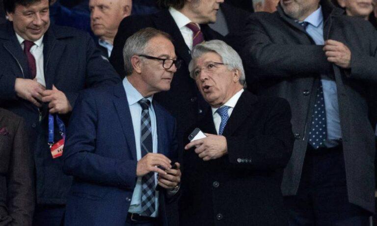 Θερέθο: «Για μένα ο Ρονάλντο έχει τρία Champions League!»