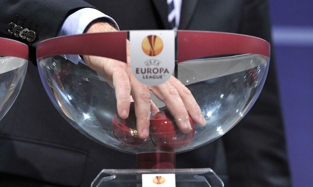 Europa League: Τα ζευγάρια της φάσης των «16»