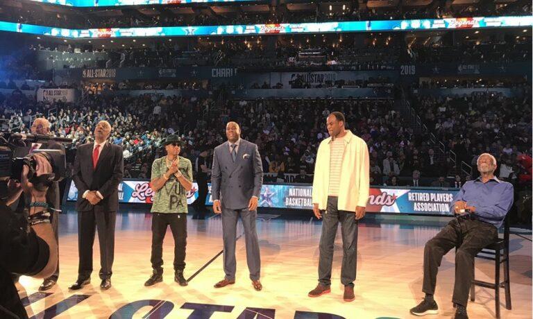 All Star Game: Μία φωτογραφία γεμάτη μπάσκετ (pic)