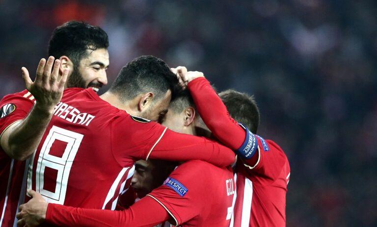 Ντιναμό Κιέβου – Ολυμπιακός: Ρίξε κόκκινο στη νύχτα!