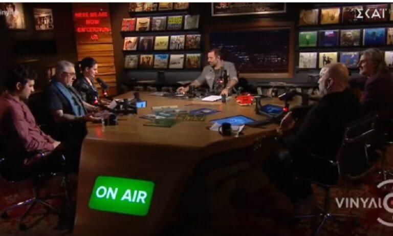 Πυξ Λαξ: Η unplugged εμφάνιση στο «Βινύλιο»