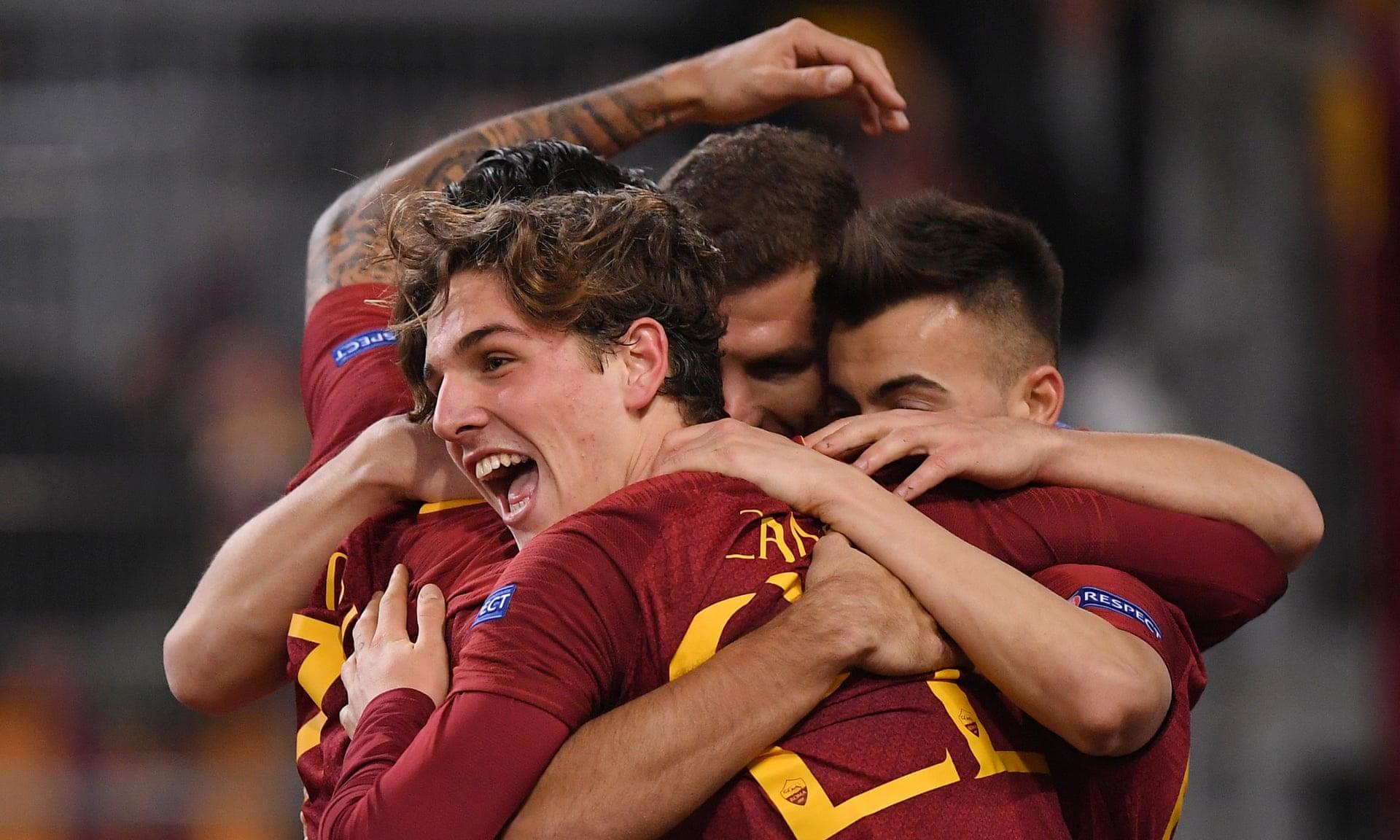 Ρόμα-Πόρτο 2-1: Ο Τζιανόλο της έδωσε το προβάδισμα! - Sportime.GR