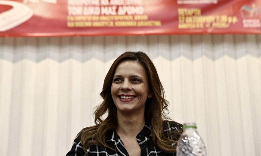 Αχτσιόγλου: Έτσι είναι με μαγιό η βουλευτής του ΣΥΡΙΖΑ (pic)