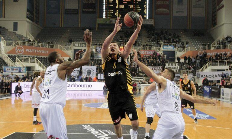 Basketball Champions League: Κληρώνει με φόντο… εμφύλιο