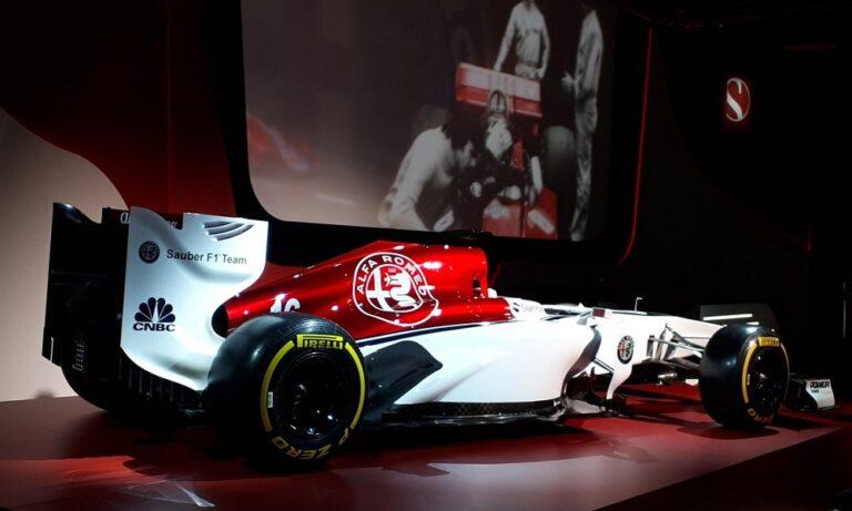 Formula 1: Επίσημα στο πρωτάθλημα η Alfa Romeo