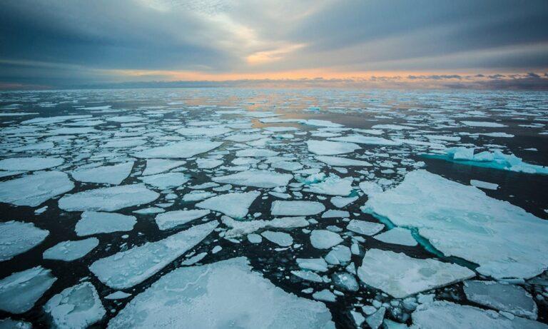 Οι ερευνητές βρήκαν πηγή μαύρου άνθρακα στην Αρκτική