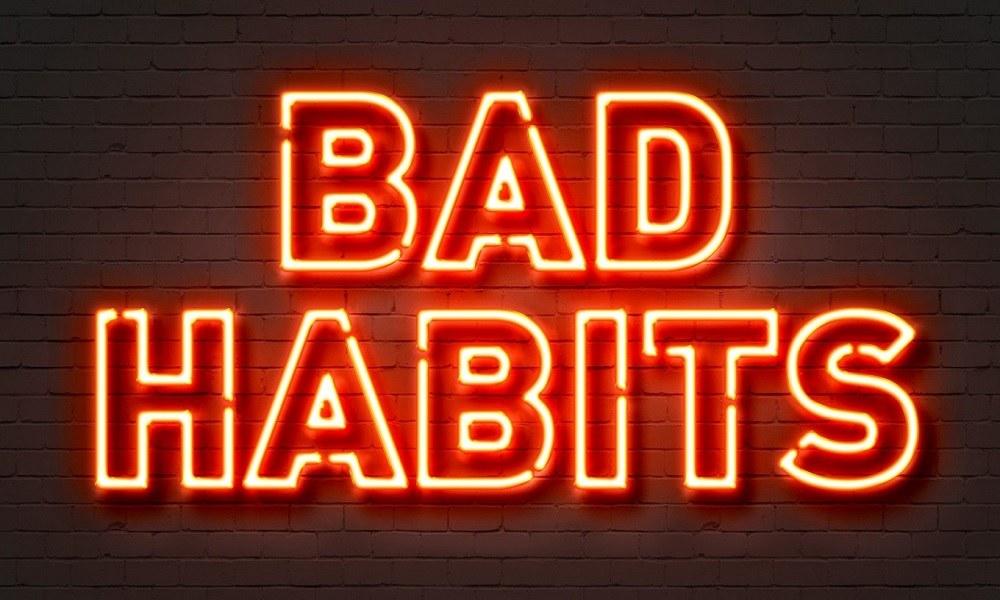 Δέκα συνήθειες που πρέπει να κόψεις …χθες (vid)