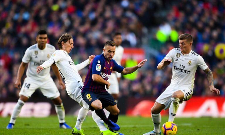 Μπαρτσελόνα – Ρεάλ: Το κανάλι που θα μεταδόσει τον αγώνα κυπέλλου