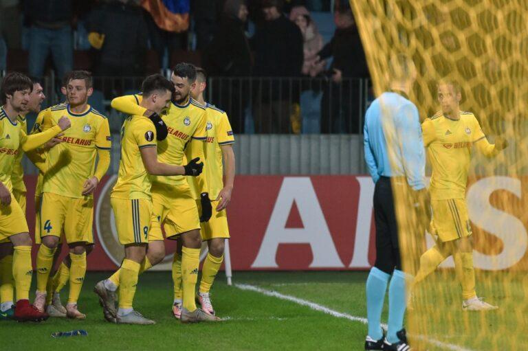 Europa league: Η ΜΠΑΤΕ σόκαρε την Άρσεναλ!