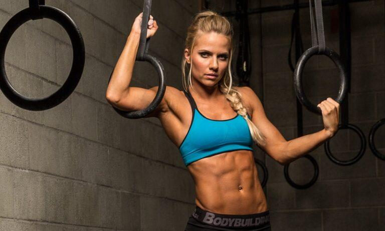 Γυναίκες bodybuilders που θα σε κάνουν να…ντραπείς (vid)