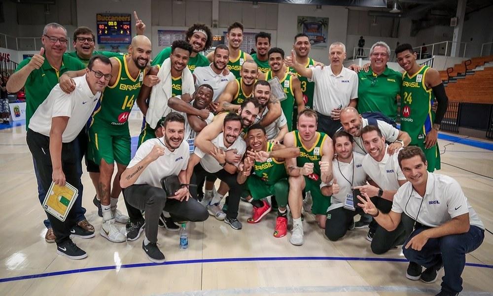 Μουντομπάσκετ 2019: «Σφράγισε» το εισιτήριο η Βραζιλία (vid)