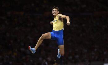"""Μόντο Ντουπλάντις: """"Μπορώ να πηδήξω ακόμα ψηλότερα"""""""